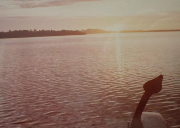 ソロモン海の夜明け