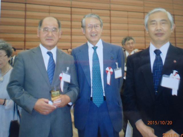 日本技術士会表彰式